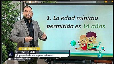 A punto con La 2 - Redes sociales con Manuel Moreno: c�mo proteger a los ni�os de las redes sociales