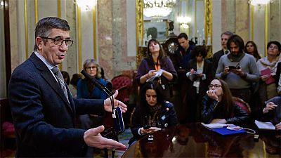El congreso de los diputados rechaza los grupos de Compromís, ERC, UP-IU y EH Bildu