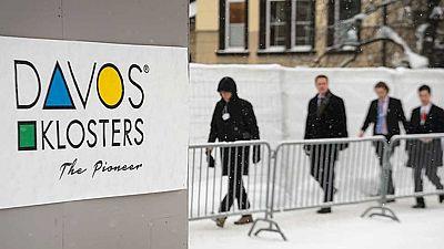 La energía centra la primera jornada del Foro Económico de Davos