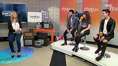 Eurovisi�n 2016 - Videoencuentro - #Eurocanciones