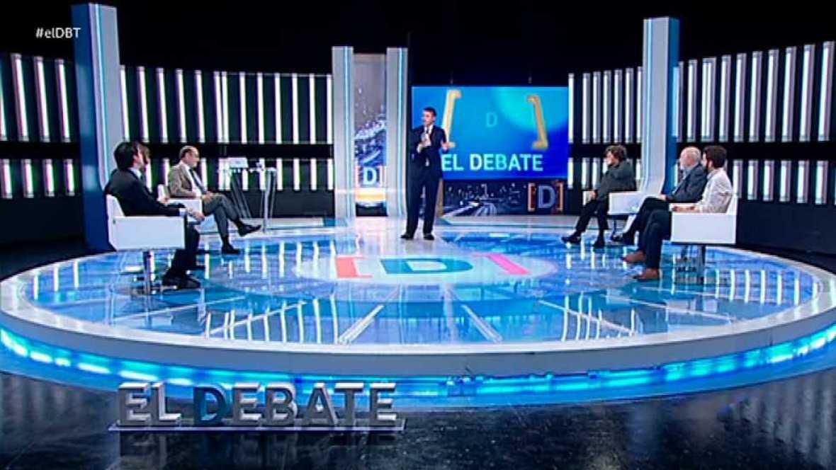 El debate de La 1 - 20/01/16 - ver ahora
