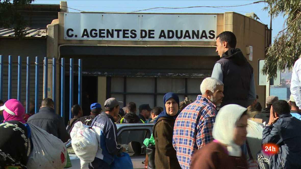Repor - Último día en Melilla