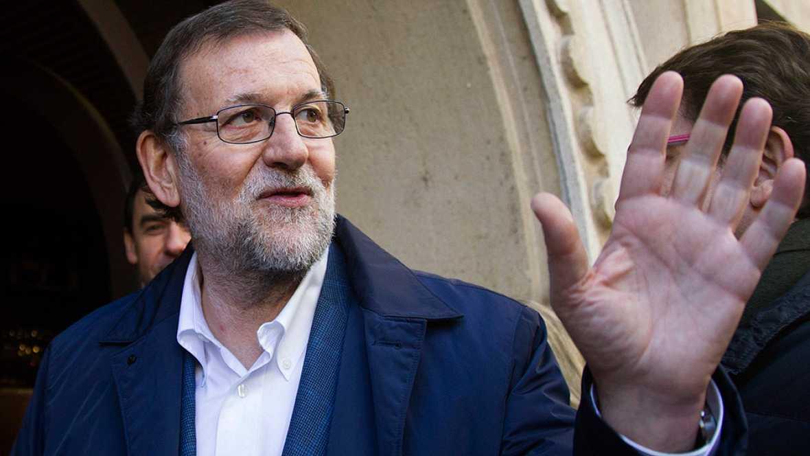 """Rajoy habla con un imitador de Puigdemont: """"Tengo la agenda muy libre"""""""