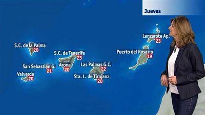 El tiempo en Canarias - 21/01/2016