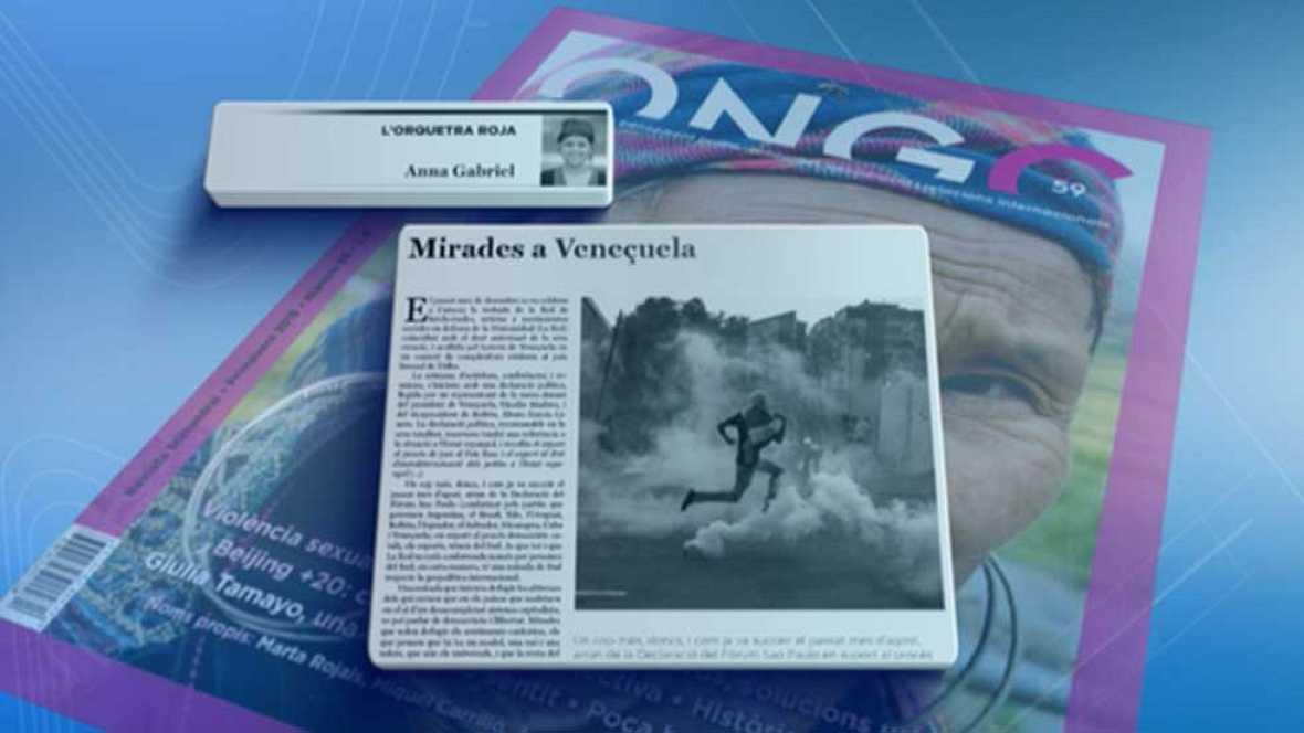 El Gobierno y varios partidos piden explicaciones a Podemos y la CUP por un viaje a Venezuela
