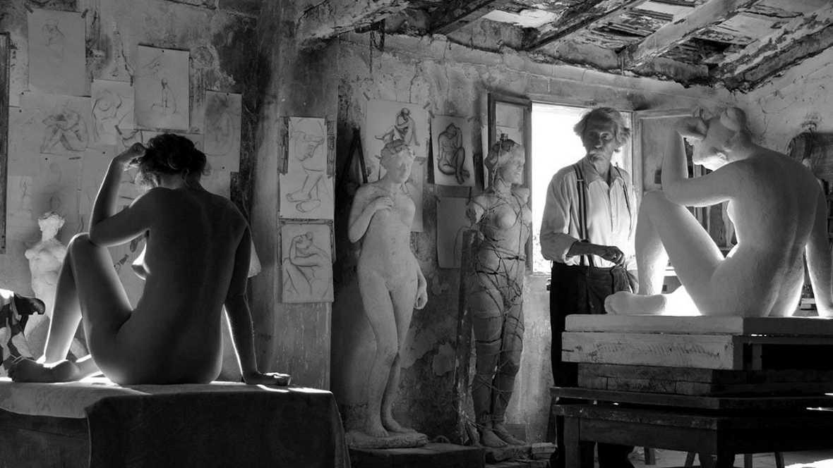 'El artista y la modelo' de Trueba,  una película con aromas de gran cine