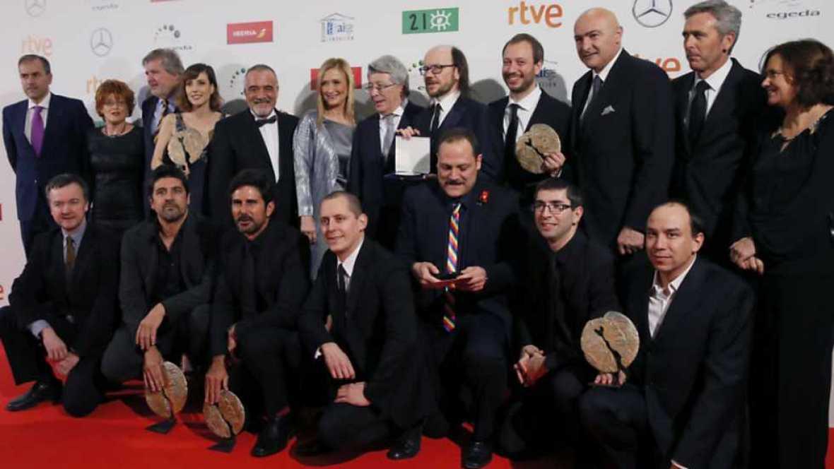 Gala de los XXI Premios José María Forqué 2016 - Ver ahora