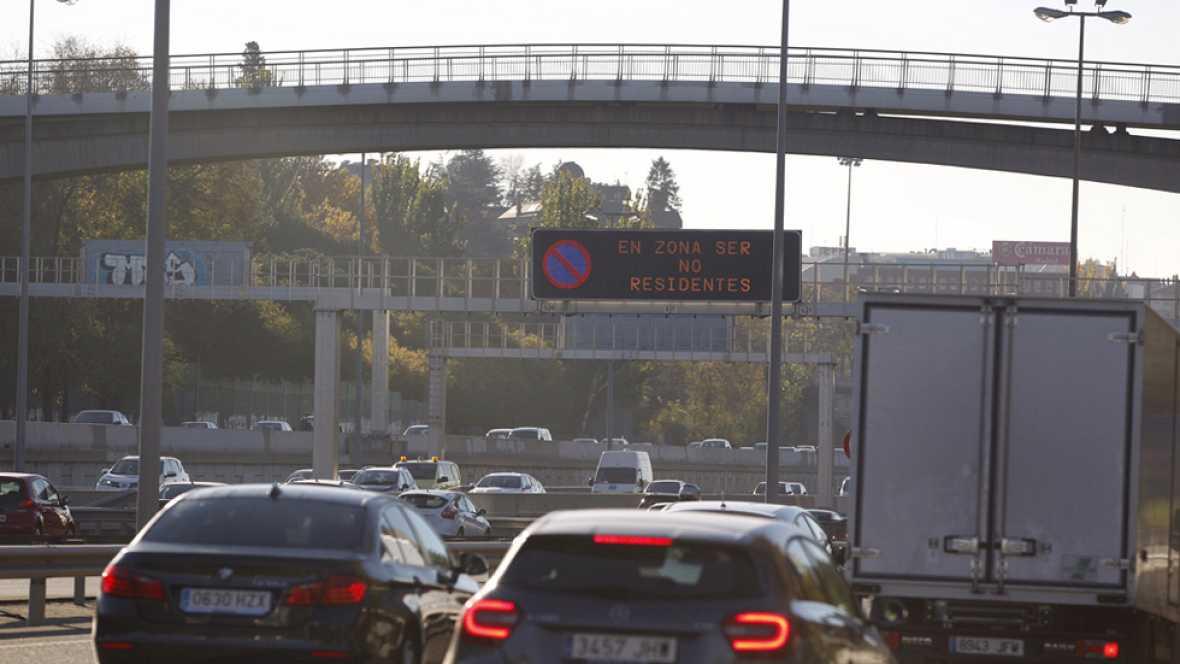 Madrid endurece las restricciones al tráfico por alta contaminación