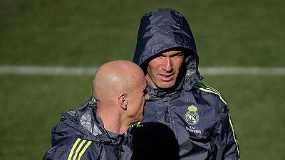 El Real Madrid juega este domingo en Sevilla contra el Betis y Zidane ya piensa en James como titular para suplir la ausencia del lesionado Bale.