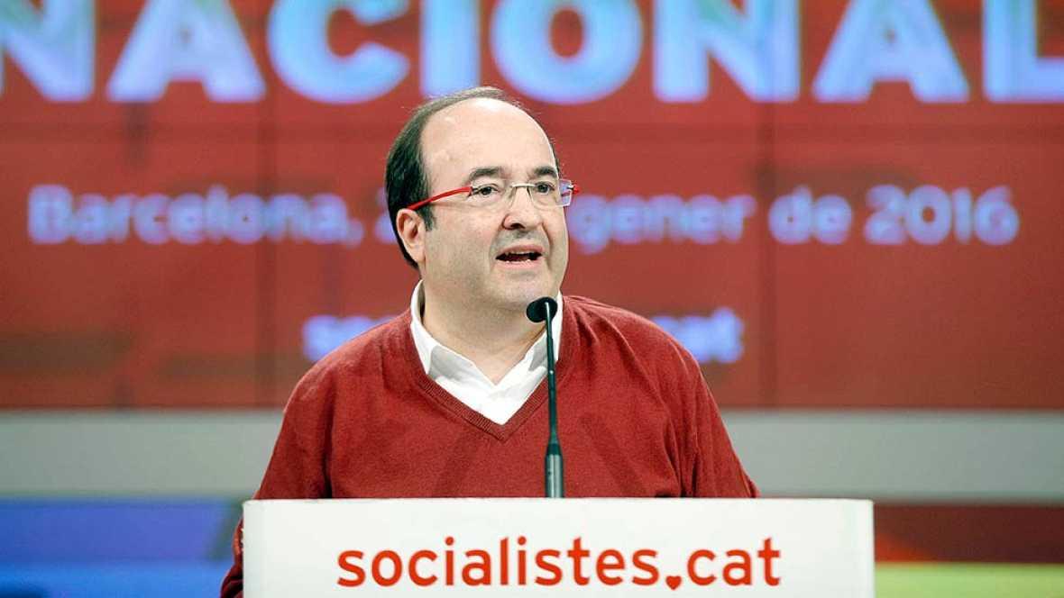 """Iceta critica el """"repliegue"""" de Rajoy"""