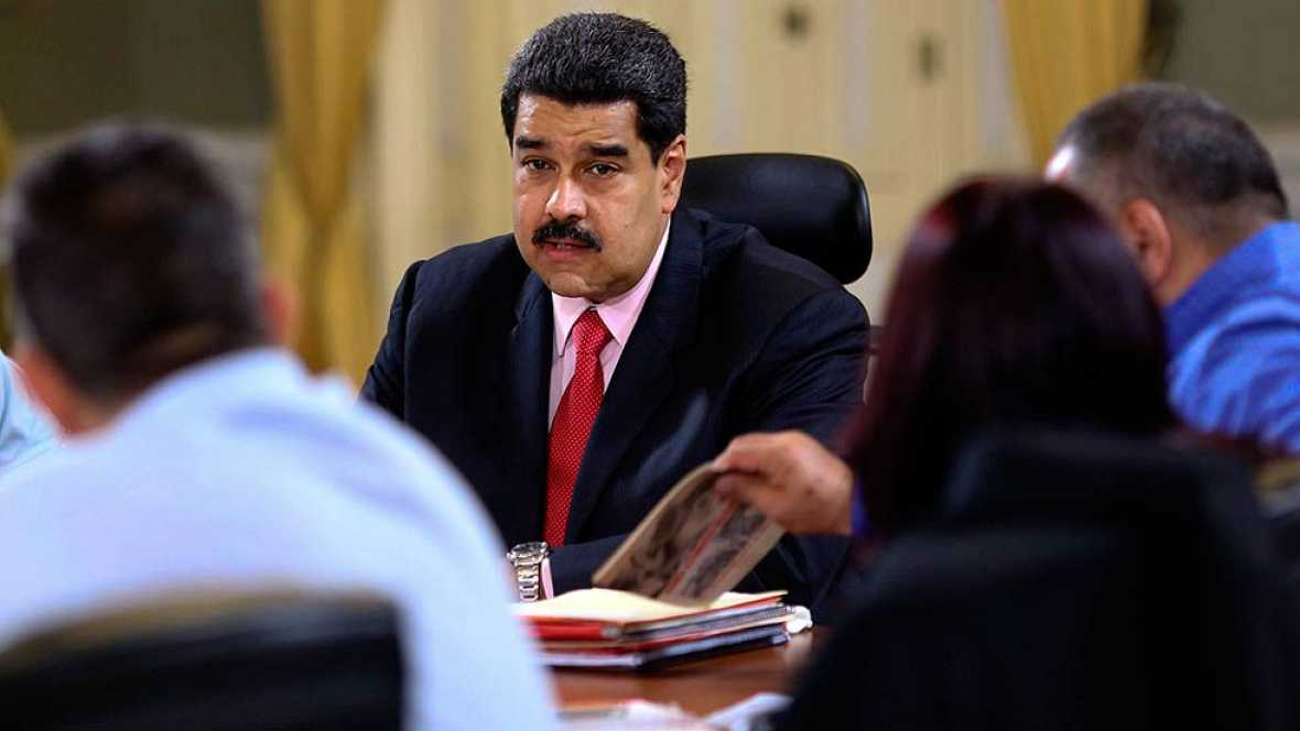 La Asamblea Nacional de Venezuela rechaza el decreto de emergencia económica