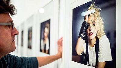 Se exponen en Málaga fotos de Madonna