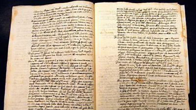 Un documento del siglo XVIII, origen de la actual declaración de la renta