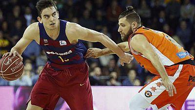 Baloncesto - Liga ACB.  17� jornada: FC Barcelona Lassa - Valencia Basquet Club - ver ahora