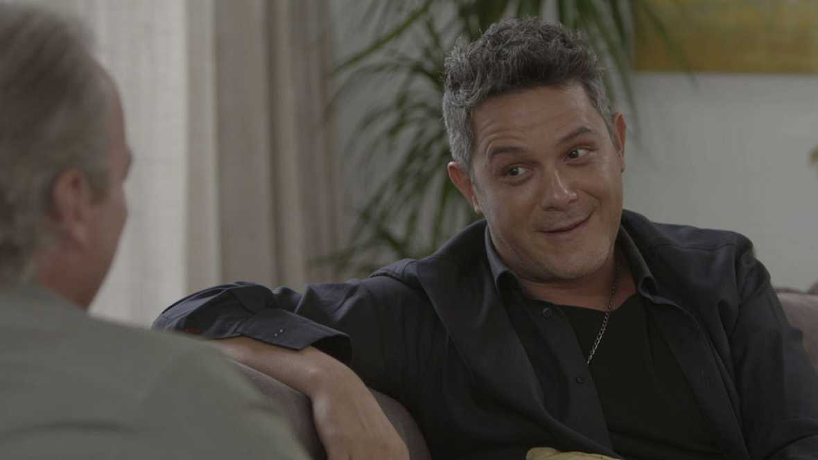Alejandro Sanz, próximo invitado de Bertín Osborne