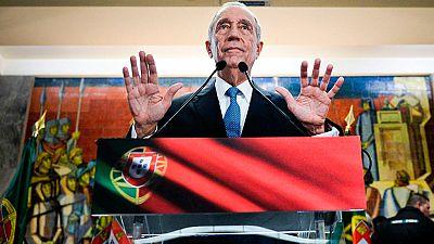 Marcelo Rebelo de Sousa es elegido presidente de Portugal en primera vuelta