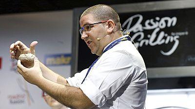Más de 100 cocineros de 14 países se reúnen en Madrid Fusión para presentar su cocina de vanguardia