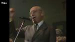 Tercera Gran Fiesta del Estudiante y la Radio - Minibando de Enrique Tierno Galván, alcalde de Madrid