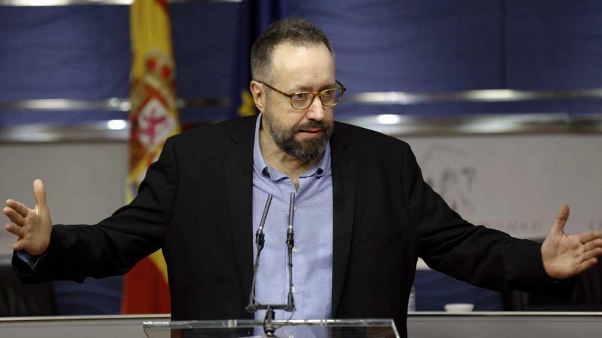 Ciudadanos asegura que los casos de corrupción del PP condicionarán su negociación con Rajoy