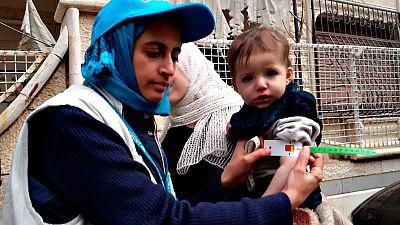 UNICEF requiere ayuda de emergencia para 43 millones de niños, especialmente por la guerra en Siria