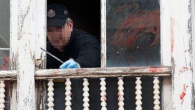 Muere la niña de 17 meses que fue arrojada desde una ventana en Vitoria