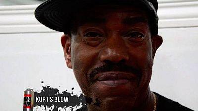 Ritmo urbano - Kurtis Blow, pionero y leyenda viva del hip hop
