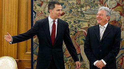 El Rey retoma la ronda de contactos con Nueva Canarias y Foro Asturias