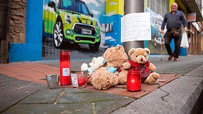 El juez dicta auto de prisión para el presunto asesino de la bebé de 17 meses en Vitoria