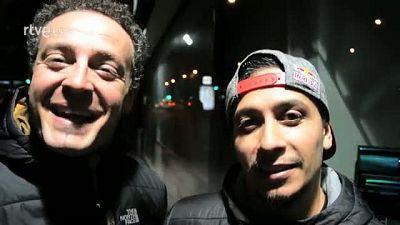 Ritmo Urbano - Roxrite: campe�n mundial de hip hop