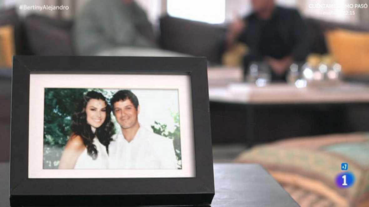 En la tuya o en la mía - Alejandro Sanz se casó por sorpresa