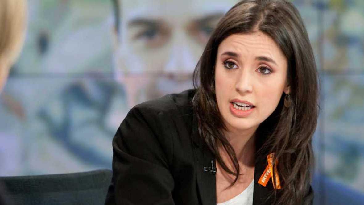 Los desayunos de TVE - Irene Montero, portavoz adjunta de Podemos en el Congreso de los Diputados - Ver ahora