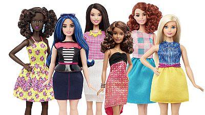 La Barbie cambia de talla