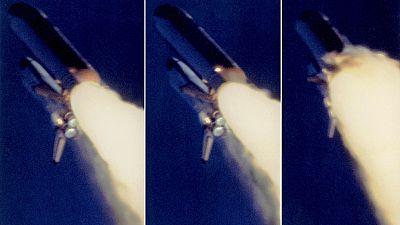 La NASA recuerda a sus muertos en el 30º aniversario de la tragedia del Challenger