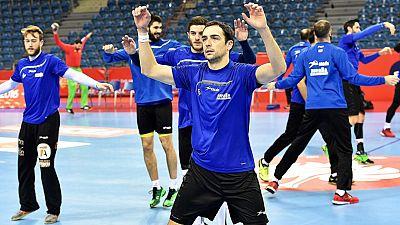 La selecci�n crota es el �ltimo escollo que tendr� que superar Espa�a para alcanzar la final del Europeo de balonmano en Cracovia. Croacia llega despu�s de eliminar a la anfitriona, Polonia.