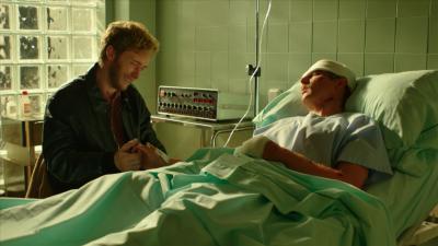 Toni se derrumba al ver a Samuel en el hospital