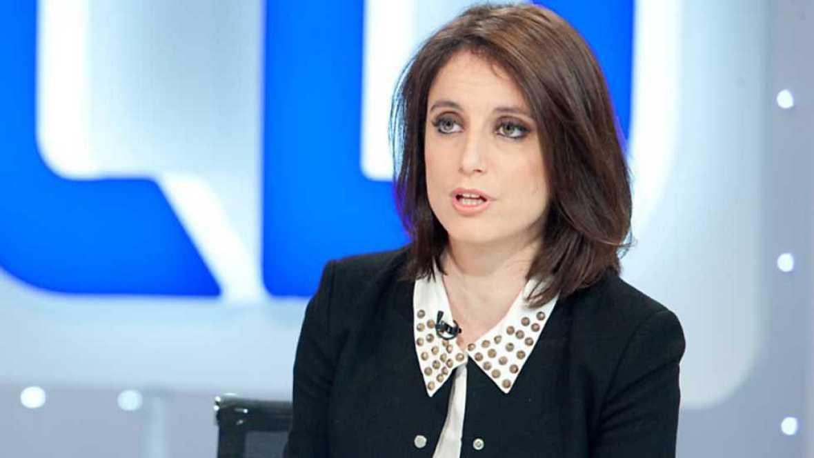 Los desayunos de TVE - Andrea Levy, vicesecretaria general de Estudios y Programas del Partido Popular - Ver ahora