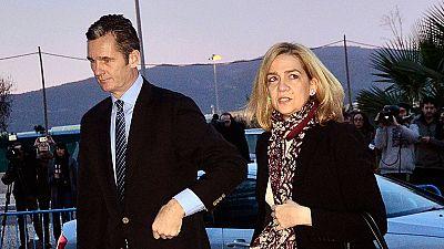 La infanta Cristina seguirá en el banquillo como cooperadora necesaria de dos delitos fiscales