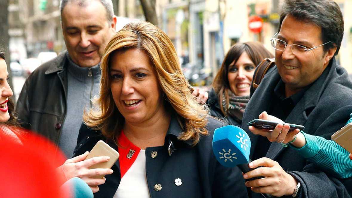 El PSOE mantiene sin matices su 'no' a Rajoy y el PP en vísperas del Comité Federal