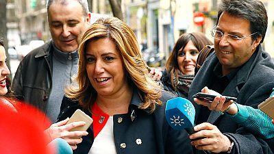 El PSOE mantiene sin matices su 'no' a Rajoy y el PP en v�speras del Comit� Federal