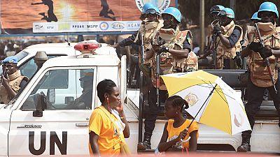 La ONU denuncia de nuevo abusos sexuales a menores por los cascos azules en República Centroafricana