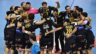 Balonmano: España se clasifica para su sexta final de un gran torneo