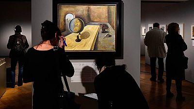 Museo de la Historia de Alemania muestra cuadros pintados por presos del nazismo