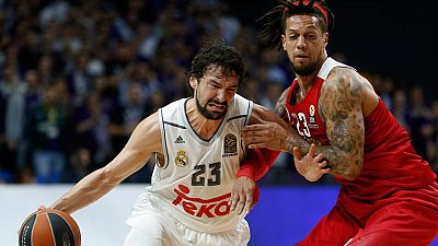 Real Madrid 84-72 Olympiacos