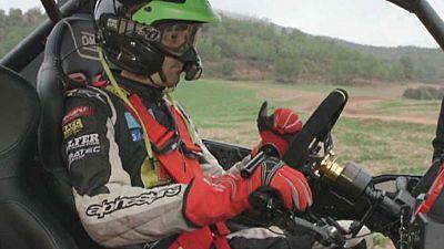 Motociclismo - Reportaje Joan Lascorz - ver ahora