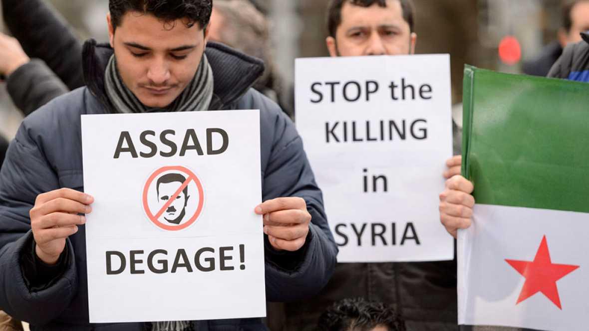 La oposición siria se incorporará a las negociaciones de paz de Ginebra