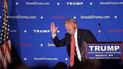 Lo más sorprendente de esta campaña está siendo el desenfrenado éxito del multimillonario Donald Trump,consagrado ya como estrella mediática,con una retórica  agresiva contra los inmigrantes latinos y musulmanes y una larga lista de salidas de tono