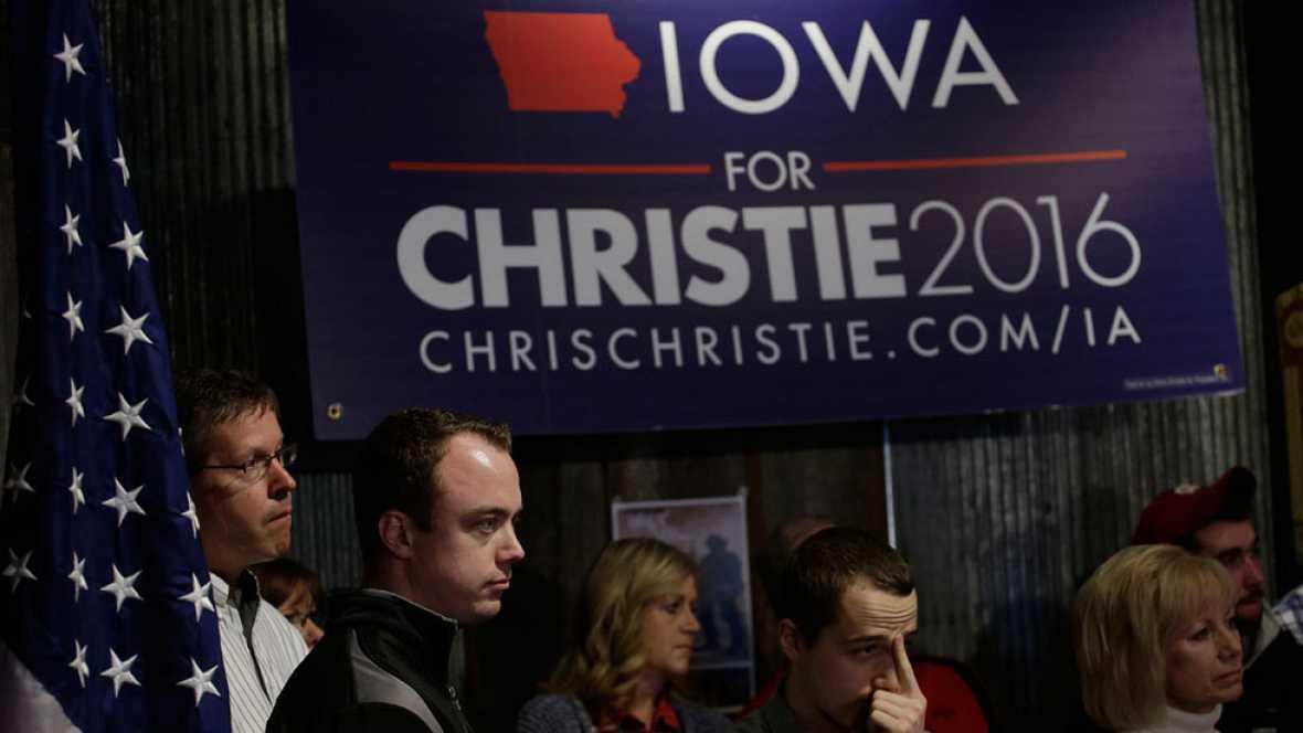 Iowa, un pequeño estado y una gran industria electoral