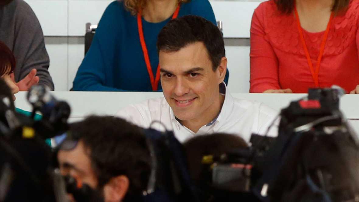 Pedro Sánchez escuchará a los militantes