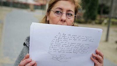 Informe Semanal - La �ltima carta de Diego - ver ahora