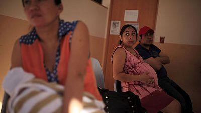 Más de 2.100 embarazadas colombianas, infectadas por el virus Zika